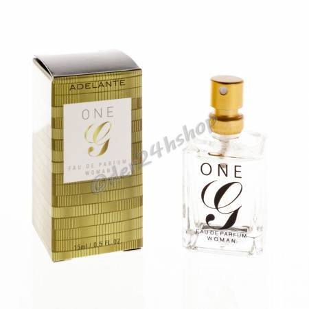 One G for Woman Damen Mini Parfum EdP 15 ml Adelante