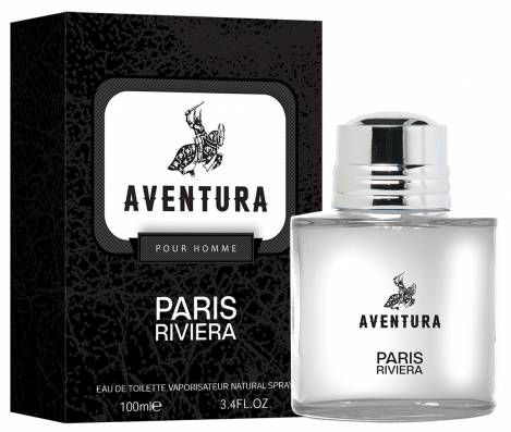 Aventura Man Perfumes EdT 100 ml Paris Riviera