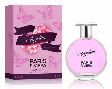 Angelica Damen Parfüm EdT 100 ml Paris Riviera