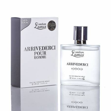 Arrivederci Parfüm Herren Düfte EdT 100 ml Creation Lamis