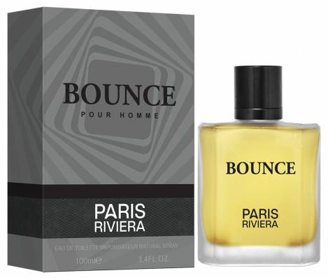 Bounce Herren Parfüm EdT 100 ml Paris Riviera