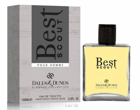 Best Scout Men Perfumes EdT 100 ml Dales & Dunes