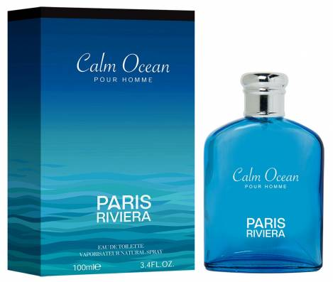 Calm Ocean Herren Parfüm EdT 100 ml Paris Riviera