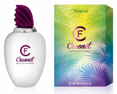 Coconut Woman Perfume 100 ml EdT Cosmetica Fanatica