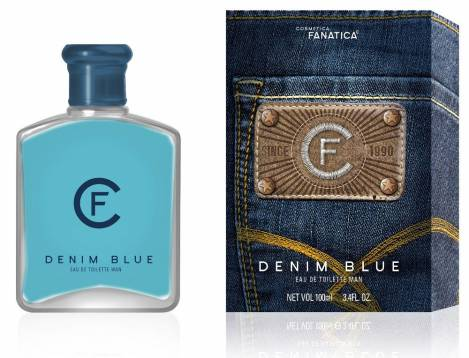 Denim Blue Herren Parfüm EdT 100 ml Cosmetica Fanatica