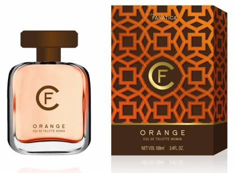 Orange for Woman Damen Parfüm EdT 100 ml Cosmetica Fanatica