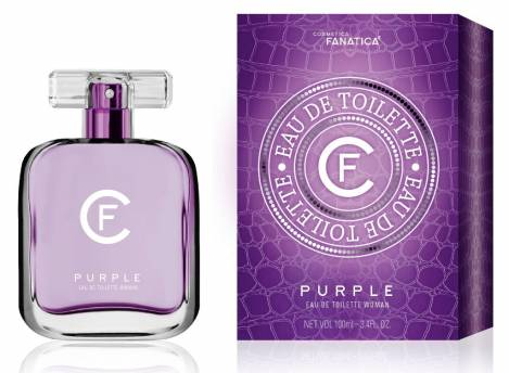 Purple for Woman Perfume 100 ml EdT Cosmetica Fanatica