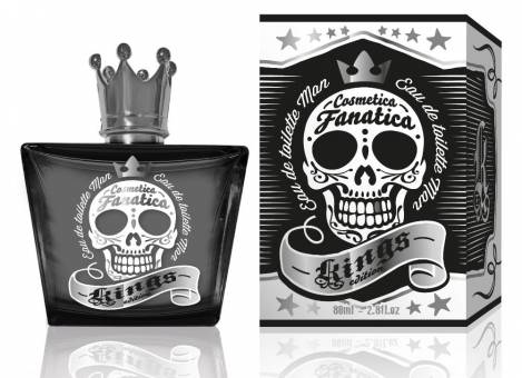 Skull Black Kings Edition Herren Parfüm Düfte EdT 80 ml Cosmetica Fanatica
