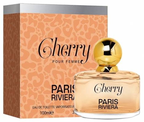 Cherry Damen Parfüm EdT 100 ml Paris Riviera