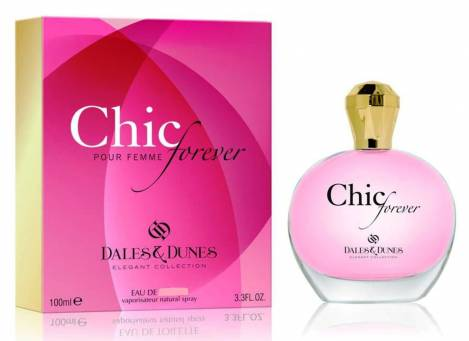 Chic Forever Women Perfume 100 ml EdT Dales & Dunes