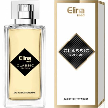 Classic Women Mini Perfume EdT 15 ml Elina