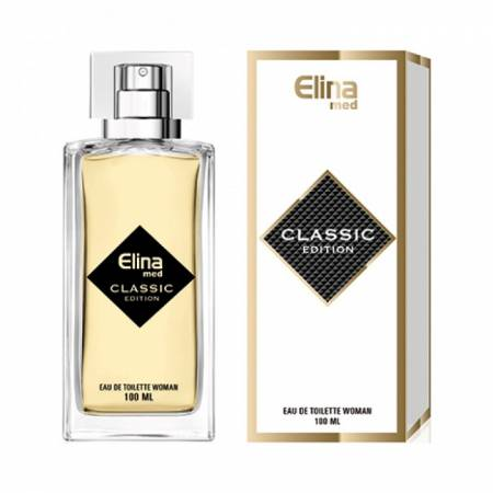 Classic Women Damen Parfüm EdT 100 ml Elina