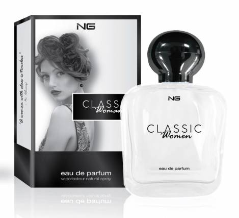Classic Woman Damen NG Perfumes EdP 100 ml Next Generation