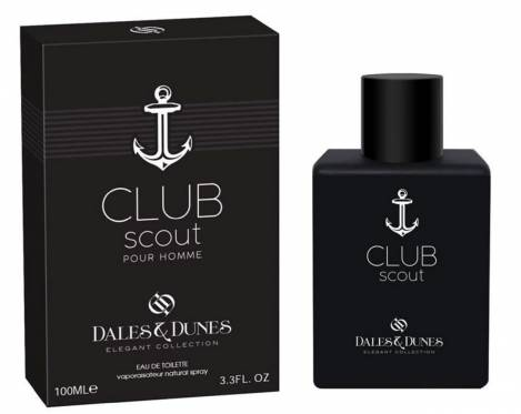 Club Scout Men Perfumes EdT 100 ml Dales & Dunes