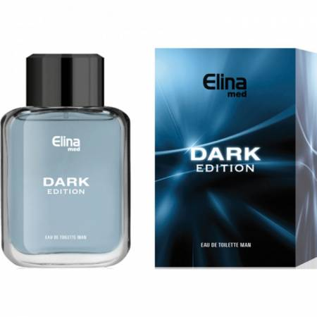 Dark Men Herren Mini Parfum EdT 15 ml Elina