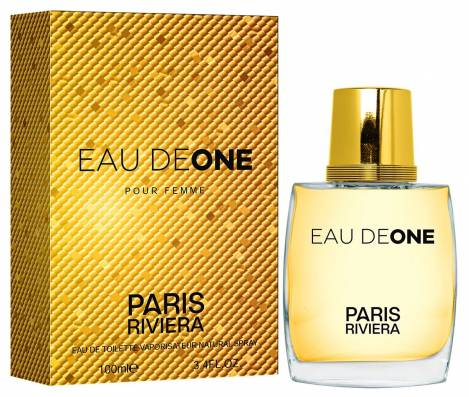 Eau De One Woman Perfume 100 ml EdT Paris Riviera