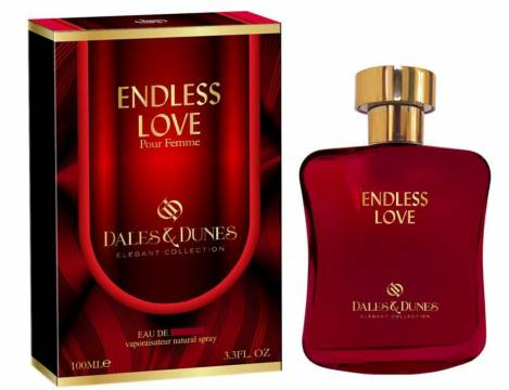 Endless Love Damen Parfüm EdT 100 ml Dales & Dunes