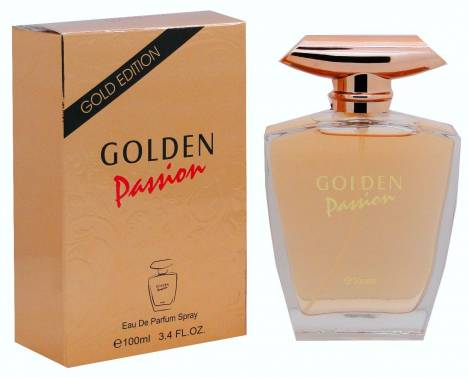 Golden Passion Damen Parfüm EdP 100 ml Saffron Perfumes