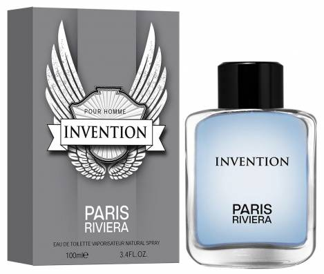 Invention Herren Parfüm EdT 100 ml Paris Riviera