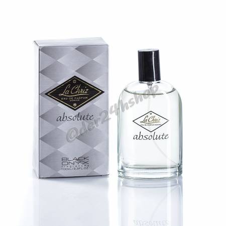 La Chriz Absolute Woman Perfume EdP 100 ml Black Onyx