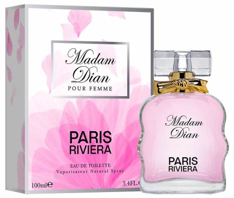 Madam Dian Woman Perfume 100 ml EdT Paris Riviera