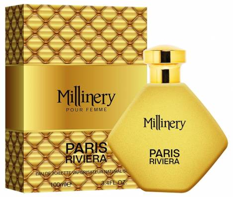Millinery Woman Perfume 100 ml EdT Paris Riviera