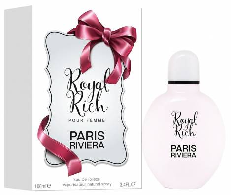 Royal Rich Damen Parfüm EdT 100 ml Paris Riviera