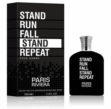 Stand Run Fall Stand Repeat Herren Parfüm EdT 100 ml Paris Riviera
