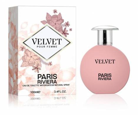 Velvet Woman Perfume 100 ml EdT Paris Riviera