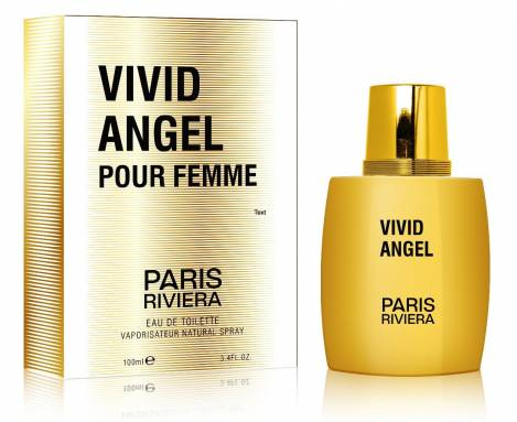 Vivid Angel Woman Perfume 100 ml EdT Paris Riviera