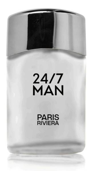 24/7 Man Perfumes EdT 100 ml Paris Riviera