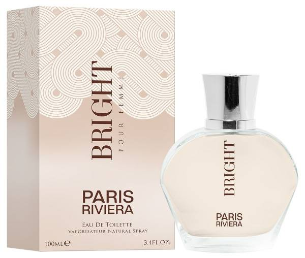 Bright Damen Parfüm EdT 100 ml Paris Riviera