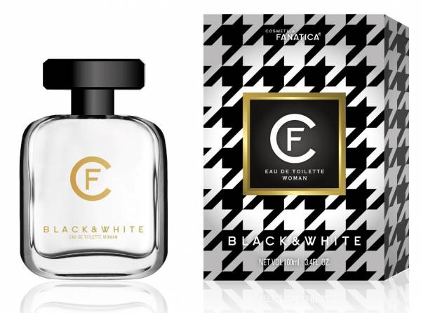 Black & White for Woman Perfume 100 ml EdT Cosmetica Fanatica