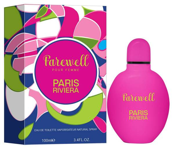 Farewell Damen Parfüm EdT 100 ml Paris Riviera