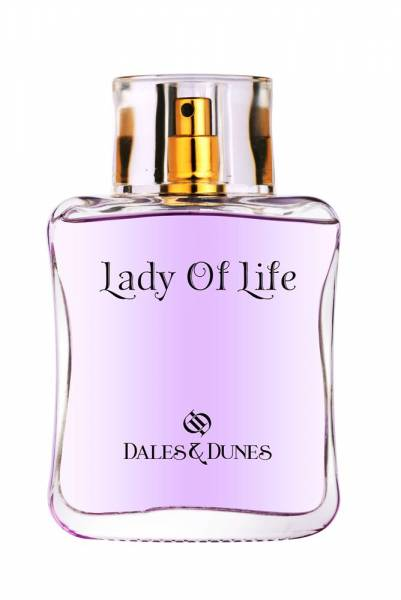 Lady of Life Women Perfume 100 ml EdT Dales & Dunes