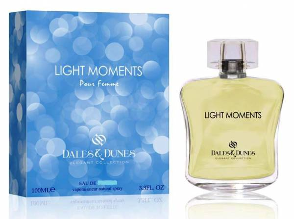 Light Moments Women Perfume 100 ml EdT Dales & Dunes